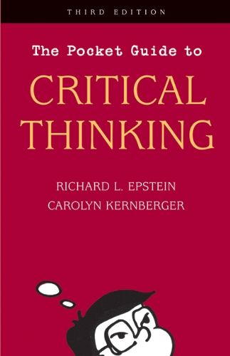 9780534584290: The Pocket Guide to Critical Thinking