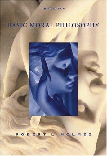 9780534584771: Basic Moral Philosophy