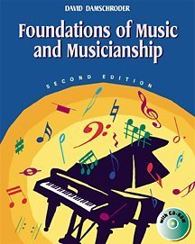 9780534585631: Foundations of Music and Musicianship (with CD-ROM)