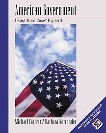9780534586355: American Government: An Introduction Using MicroCase ExplorIt