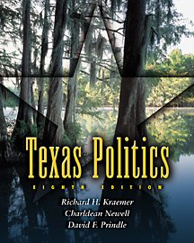 9780534586485: Texas Politics (High School/Retail Version)