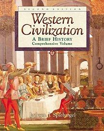 9780534587161: Western Civilization: A Brief History, Comprehensive Edition (High School/Retail Version)