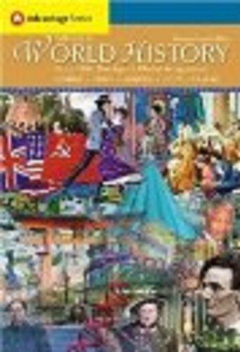 Study Guide, Volume I for World History: Upshur
