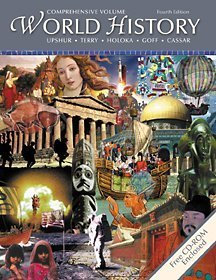 World History, Comprehensive Edition, Non-InfoTrac Version (with: Jiu-Hwa Upshur, Janice