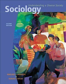 9780534587345: Sociology: Understanding a Diverse Society (with InfoTrac)