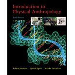 Introduction to Physical Anthropology, Study Guide (0534587909) by Robert Jurmain; Harry Nelson; Lynn Kilgore; Wenda Trevathan