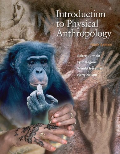 9780534588014: Introduction to Physical Anthropology (Non-InfoTrac Version)