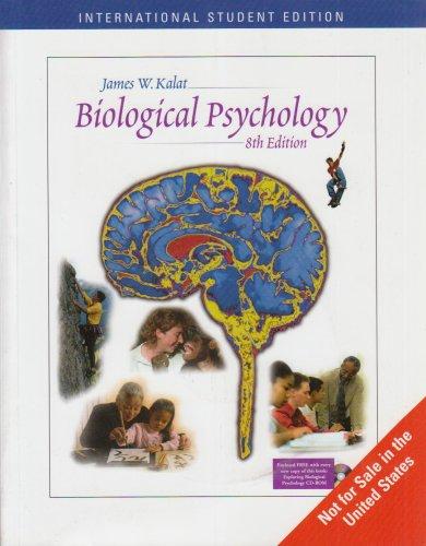 9780534588588: Biological Psychology