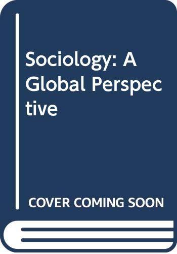 9780534588656: Sociology