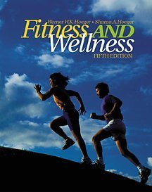 9780534589684: Fitness and Wellness (with Personal Daily Log)