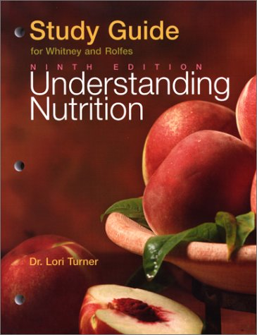 9780534590086: Study Guide for Whitney and Rolfes: Understanding Nutrition