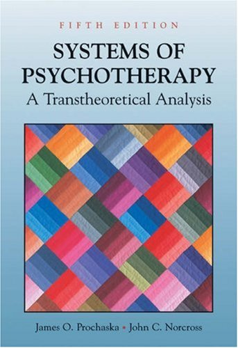 9780534590857: Systems of Psychotherapy: A Transtheoretical Analysis