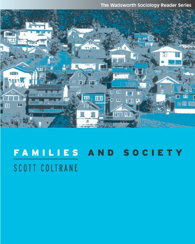 Families and Society: Scott L. Coltrane