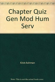 Chapter Quizzes for Hull/Kirst-Ashman's The Generalist Model: Grafton H. Hull,