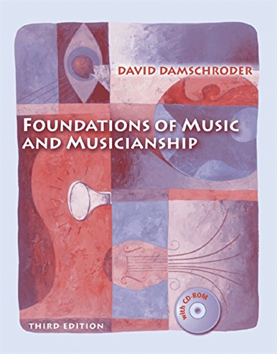 9780534595524: Foundations of Music and Musicianship (with CD-ROM)