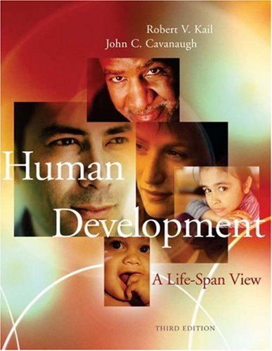 9780534597511: Human Development: A Life-Span View (with InfoTrac)