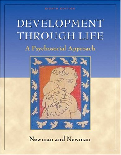 9780534597603: Development Through Life: A Psychosocial Approach (with InfoTrac)