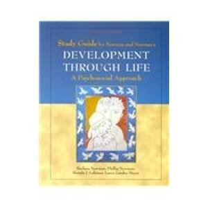 9780534597627: Development Through Life: A Psychosocial Approach (Study Guide)