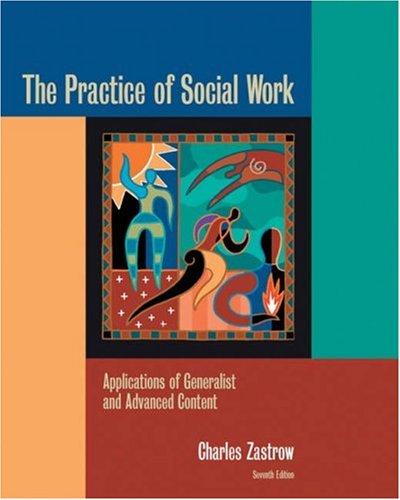 9780534600303: Practice of Social Work