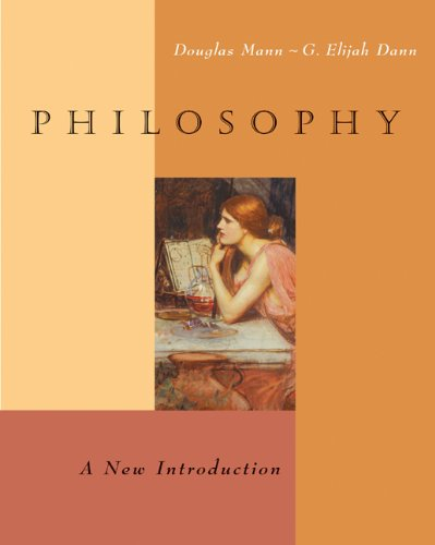 9780534600570: Philosophy: A New Introduction