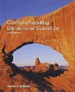 9780534601027: Comprehending Behavioral Statistics (with CD)
