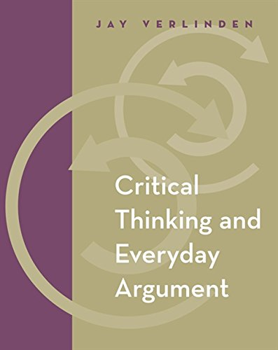 9780534601744: Critical Thinking and Everyday Argument (with InfoTrac)