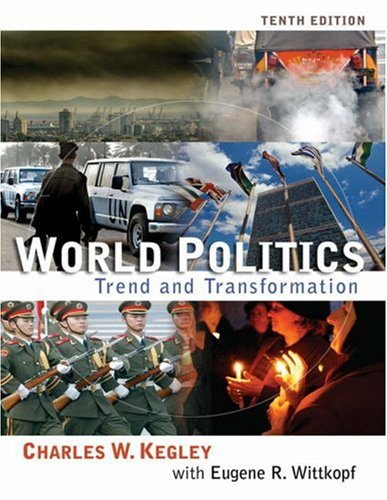 9780534602208: World Politics: Trend and Transformation
