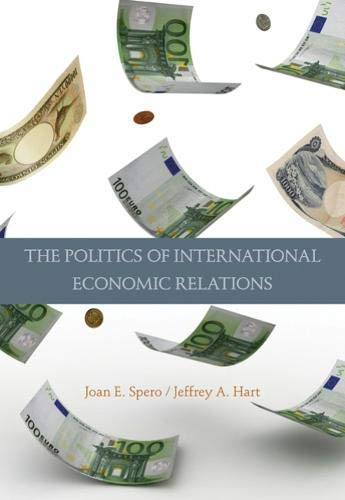 9780534602741: The Politics of International Economic Relations