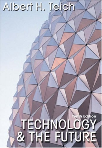 9780534602772: Technology and the Future