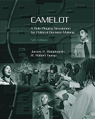 9780534602796: Camelot: A Role-Playing Simulation for Political Decision Making