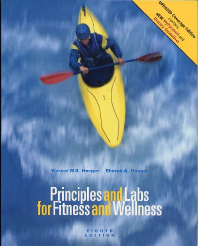Principles And Labs For Fitness And Wellness with Infotrac and Profile Plus CD (Instructor's ...
