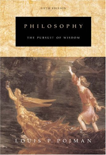 9780534605520: Philosophy: The Pursuit of Wisdom