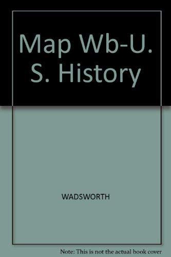 9780534606886: Map Workbook - U.S. History