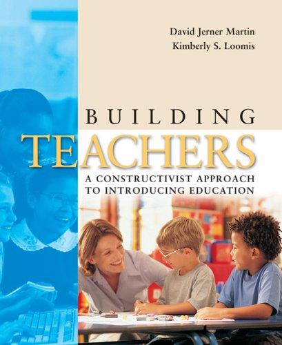 9780534608491: Bldg Teachers W/CD-Infotrac