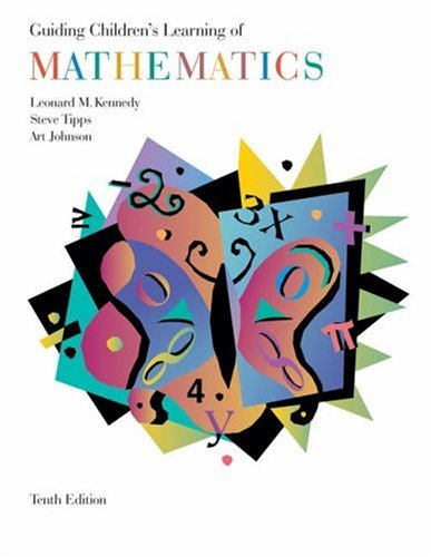 9780534608767: Guiding Children's Learning of Mathematics (with CD-ROM and InfoTrac)