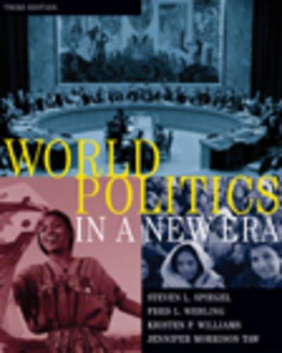 9780534609719: World Politics in a New Era