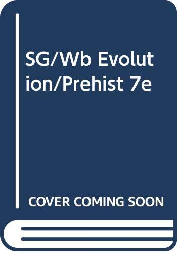 SG/Wb Evolution/Prehist 7e (053461017X) by PRINS; WALRATH; MC; HAVILAND