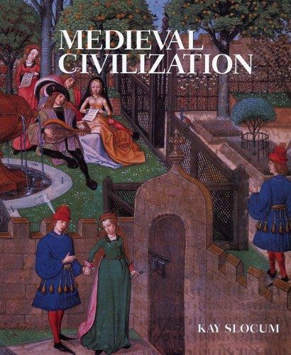 9780534610562: Medieval Civilization