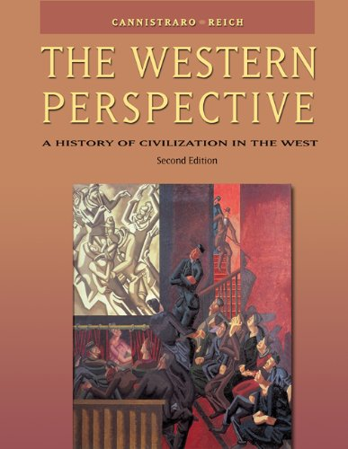 9780534610654: The Western Perspective: A History of Civilization in the West (with InfoTrac) (Available Titles CengageNOW)