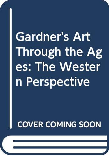 Gardner's Art through the Ages: The Western Perspective (Non-InfoTrac Version) (0534611133) by Fred S. Kleiner; Christin J. Mamiya; Richard G. Tansey