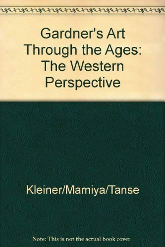 Gardner's Art through the Ages: The Western Perspective, Volume II (Non-InfoTrac Version) (0534611184) by Fred S. Kleiner; Christin J. Mamiya; Richard G. Tansey