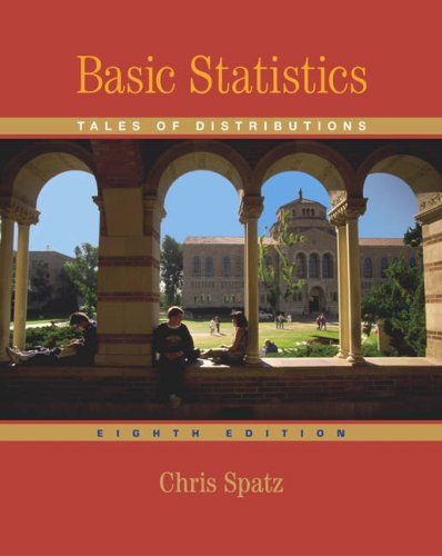 9780534611378: Basic Statistics: Tales of Distributions (with CD-ROM)