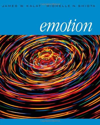 9780534612184: Emotion