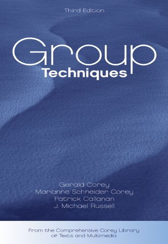 9780534612672: Group Techniques (Group Counseling)