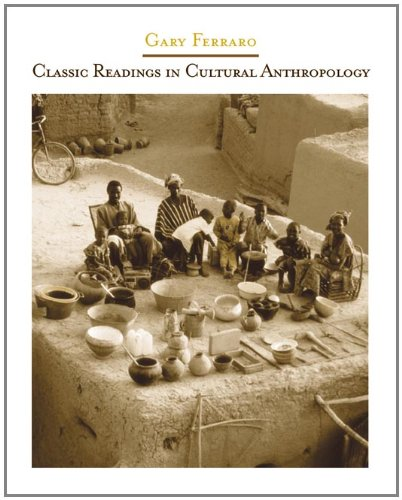 9780534612726: Classic Readings in Cultural Anthropology