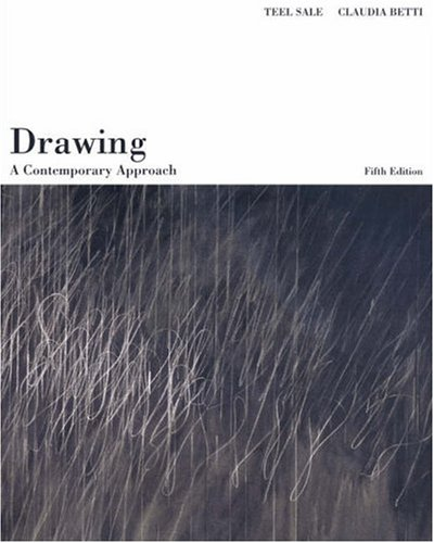 9780534613358: Drawing: A Contemporary Approach (with InfoTrac)