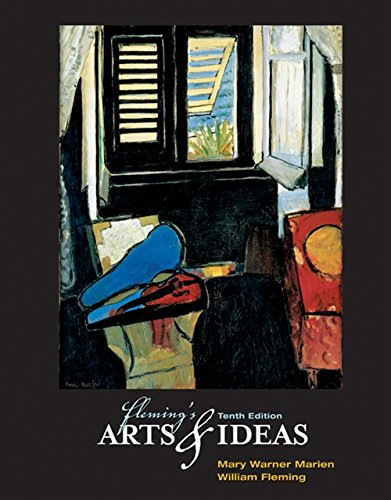 9780534613716: Fleming's Arts and Ideas (with CD-ROM and InfoTrac)