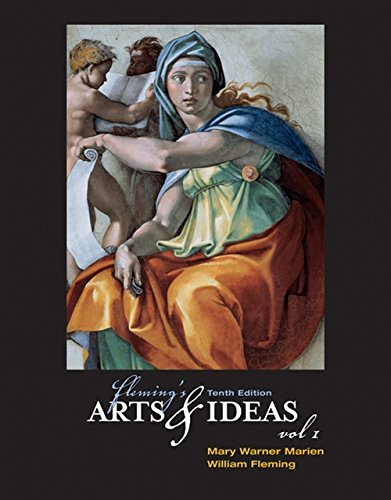 9780534613822: Fleming's Arts and Ideas, Volume I (with CD-ROM and InfoTrac)