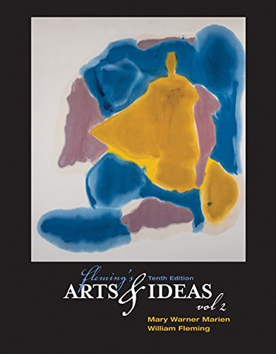 9780534613839: Fleming's Arts and Ideas, Volume 2 (with CD-ROM and InfoTrac)