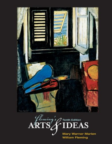 9780534613976: InfoTrac Workbook for Fleming's Arts and Ideas, 10th